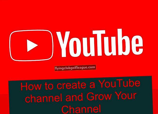 Comment rendre votre chaîne YouTube différente