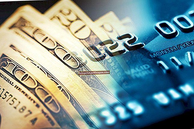 Credito vs. Affari in contanti