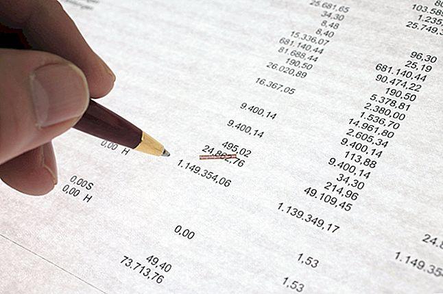 Una formula per analizzare un business
